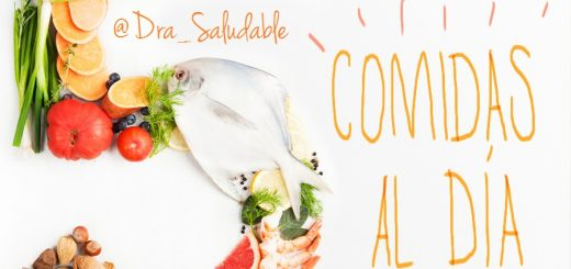 Doctora Saludable / Dra_Saludable 5 comidas