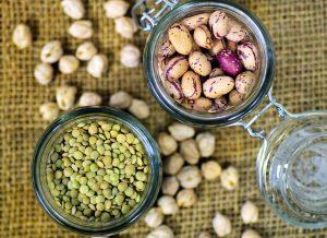 legumbres ricas en proteínas vegetales en el blog de la Dra_Saludable - Doctora Saludable